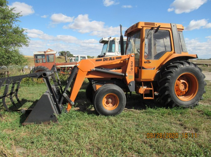 1990 Case IH 995 Tractor For Sale