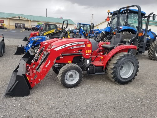 2020 Massey Ferguson 1740EH Tractor For Sale