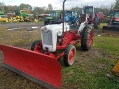 Tractor - Utility For Sale 1955 Ford 600