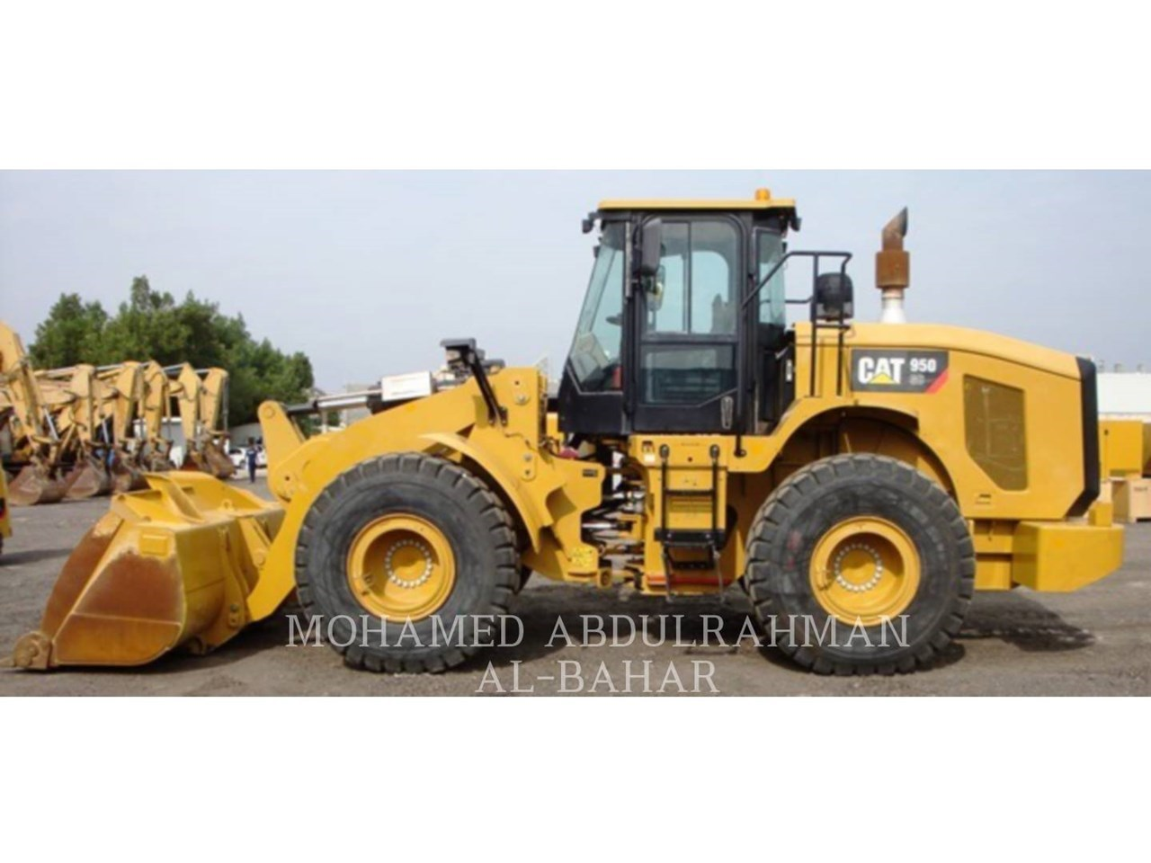 2018 Caterpillar 950GC Image 2
