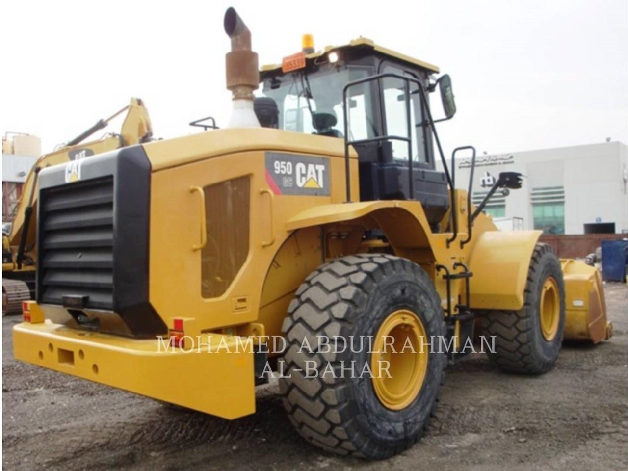 2018 Caterpillar 950GC Image 5