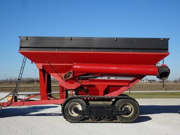 Unverferth 9200 Grain Cart For Sale