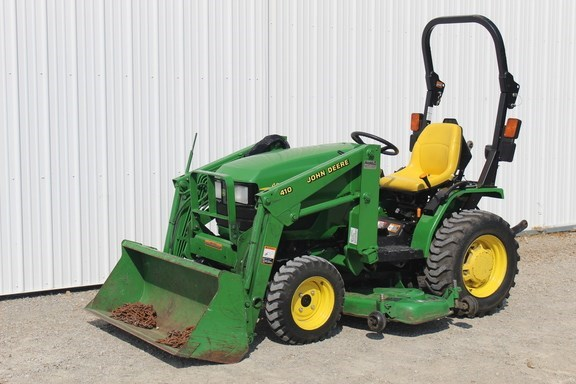 2002 John Deere 4010 Tractor - Compact Utility For Sale