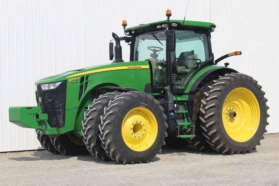 2020 John Deere 8370R Tractor - Row Crop For Sale