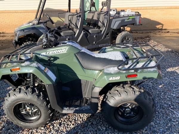 2021 Arctic Cat ALTERRA 450 ATV For Sale