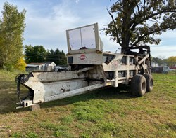 Manure Spreader-Dry For Sale: 2008 Kuhn Knight 2054