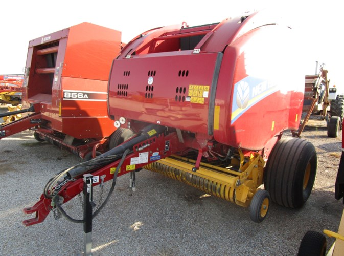 2017 New Holland RB460 Baler-Round For Sale