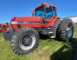 Tractor For Sale: 1993 Case IH 7220, 172 HP