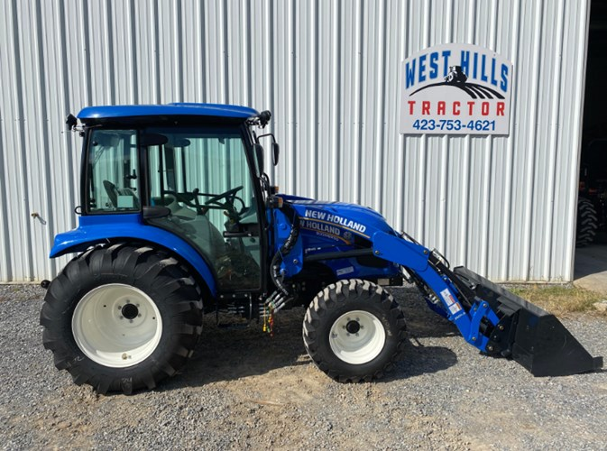 2019 New Holland Boomer 50 Tractor For Sale