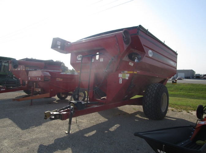 2014 J & M 875 Grain Cart For Sale