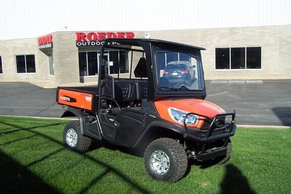 2018 Kubota RTV-1120DWL-HS ATV For Sale