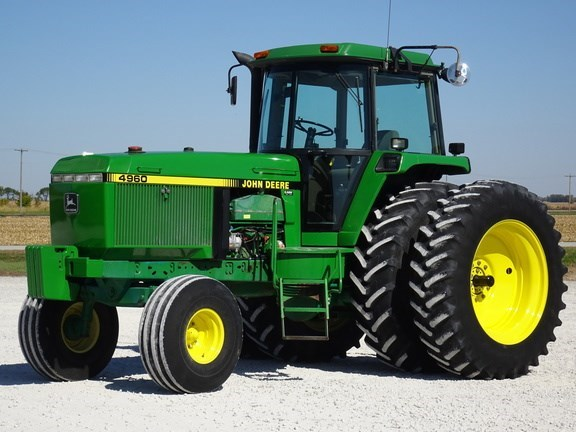 1992 John Deere 4960 Tractor - Row Crop For Sale