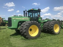 Tractor - 4WD For Sale 2005 John Deere 9420 , 425 HP