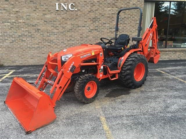 2015 Kubota B3350HSD Tractor For Sale