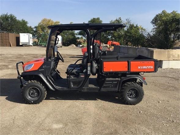2020 Kubota RTVX1140W Utility Vehicle For Sale