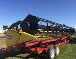 Header-Reel Only For Sale: 2011 New Holland 740-30'