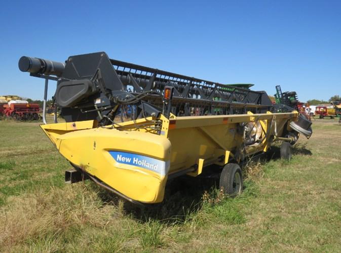 2006 New Holland 74 C Header-Draper/Rigid For Sale