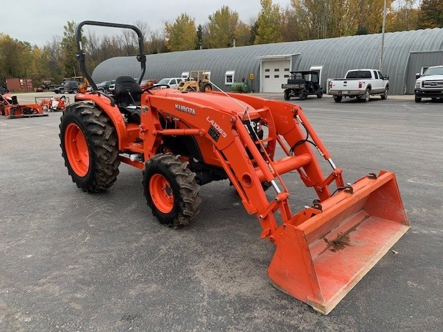 2015 Kubota MX4800HST Tractor For Sale