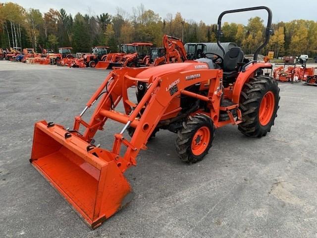 2014 Kubota L4060HST Tractor For Sale