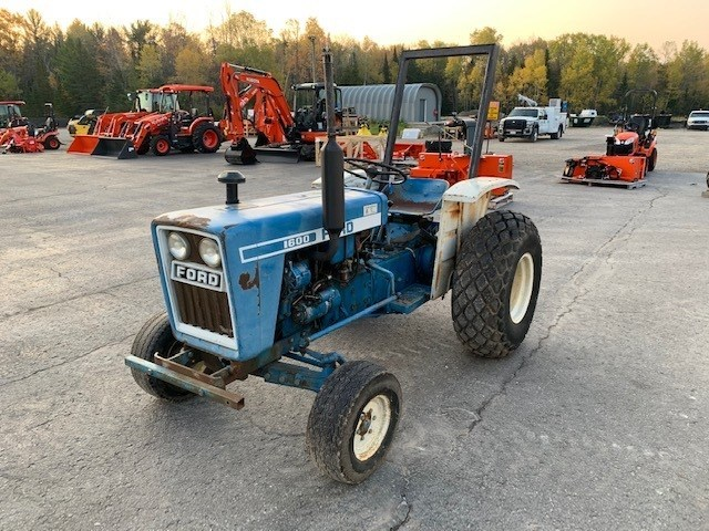 Ford 1600 Tractor For Sale