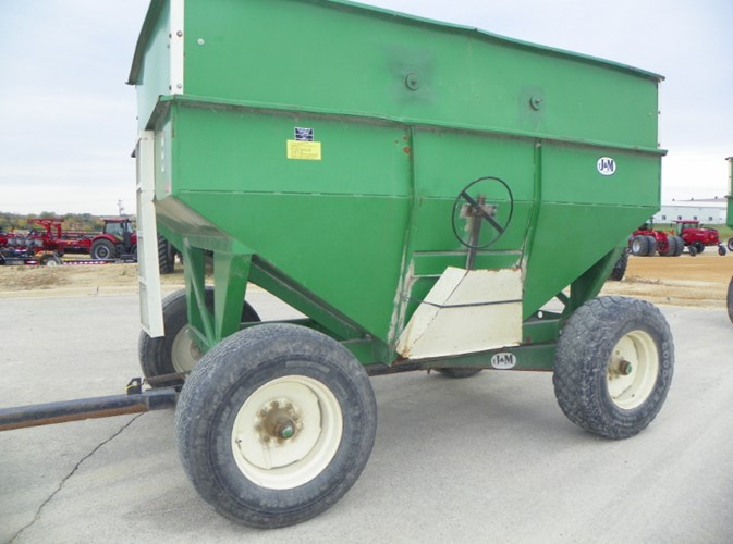 J&M Manufacturing Co. Inc 385 Gravity Box For Sale