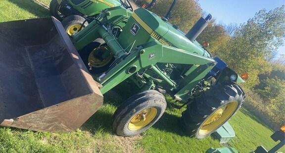 1980 John Deere 2640 Tractor - Utility For Sale