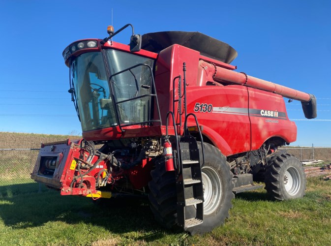 2012 Case IH 5130 Combine For Sale