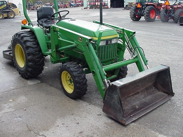 John Deere 790 Tractor - Compact For Sale