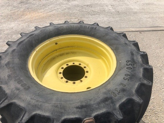 Continental 650/65R38 Wheels and Tires For Sale