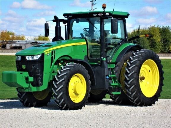 2018 John Deere 8270R Tractor - Row Crop For Sale