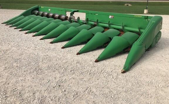 2012 John Deere 612C StalkMaster Header-Corn For Sale