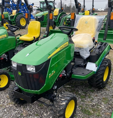 2020 John Deere 1025R Tractor - Compact For Sale