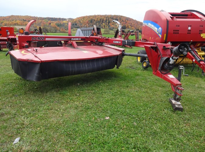 2015 Case IH DC102 Mower Conditioner For Sale
