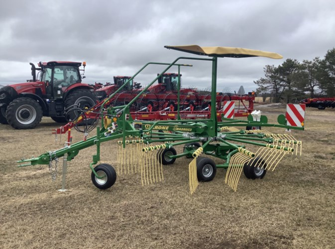 2020 Krone SW46T Hay Rake-Rotary For Sale