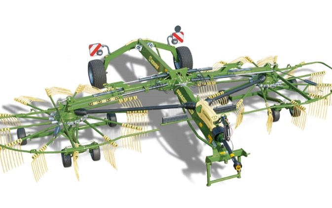 2020 Krone SWTC760 Hay Rake-Rotary For Sale