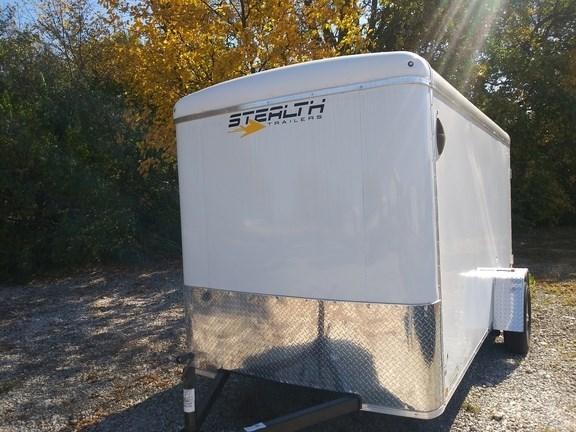 2021 Stealth LIBERTY6X12SA Utility Trailer For Sale