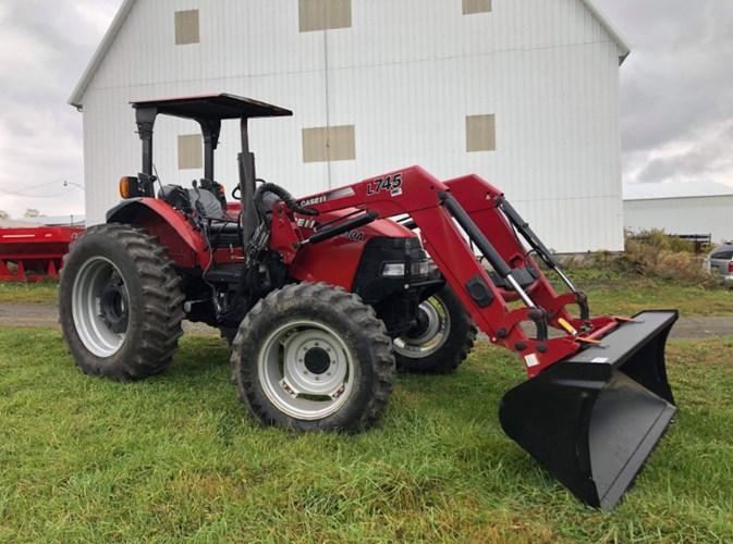 2012 Case IH FARMALL 110A  Tractor - 4WD For Sale