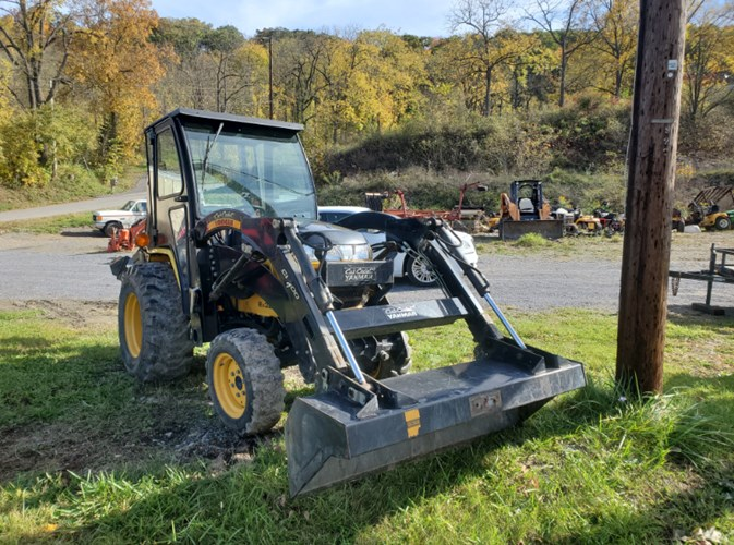 2009 Cub Cadet Yanmar EX3200 Tractor - Compact Utility For Sale