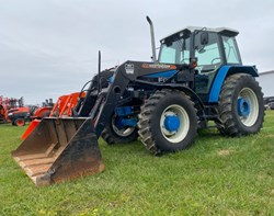 Tractor For Sale: 1994 New Holland 7740, 100 HP