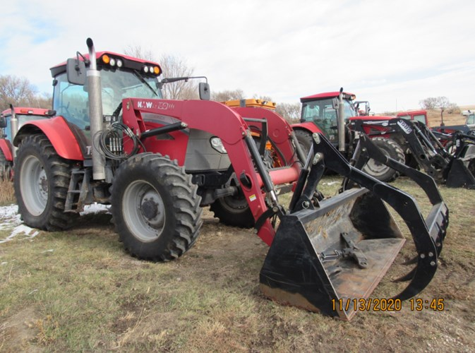 2009 McCormick MTX 120 MFD Tractor For Sale