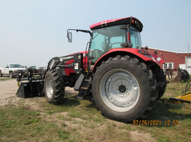 2009 McCormick MTX 145 Tractor For Sale