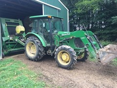 Tractor - Utility For Sale 2012 John Deere 5083E , 83 HP