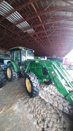 Tractor - Utility For Sale 2013 John Deere 5085E , 85 HP