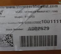 2012 Vermeer RTX750 Thumbnail 22