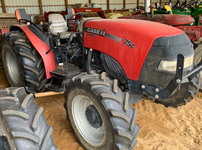 2013 Case IH 75C Tractor For Sale