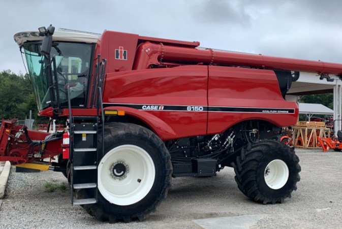 2019 Case IH 6150 Combine For Sale