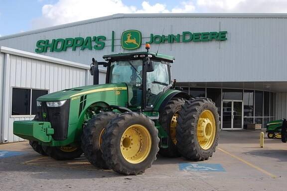 2013 John Deere 8360R Tractor - Row Crop For Sale