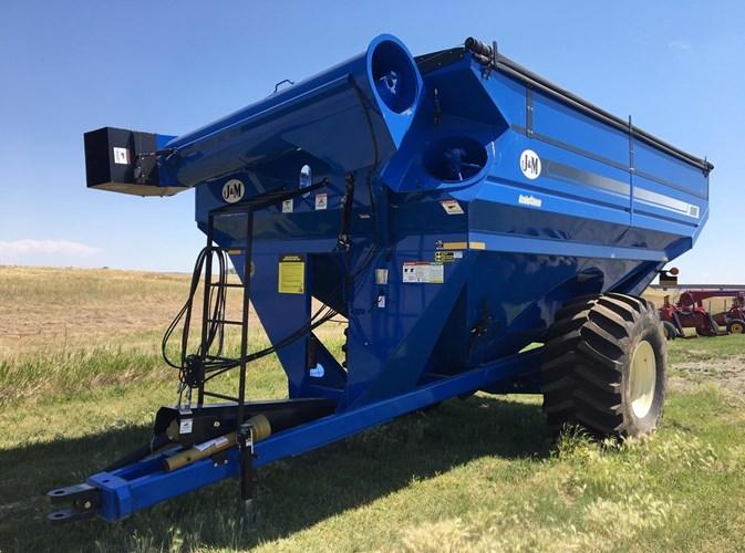 2020 J & M 1000-20 Grain Cart For Sale