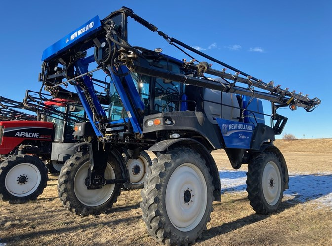 2014 New Holland SP.240F Sprayer-Self Propelled For Sale