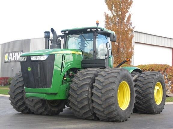 2013 John Deere 9510R Tractor - 4WD For Sale